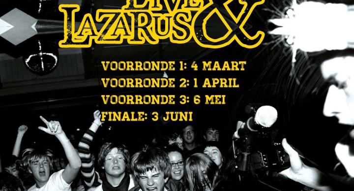 20160304 Live en Lazarus 2016
