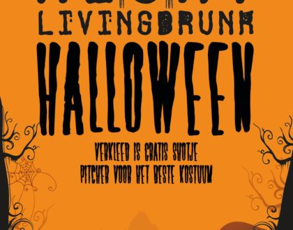 Night of the Living Drunk - Halloween