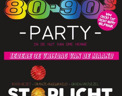 70-80-90s party & Stoplicht Fissa - De Hut van Ome Henne