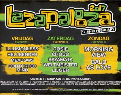 Lazapalooza Festival 2017
