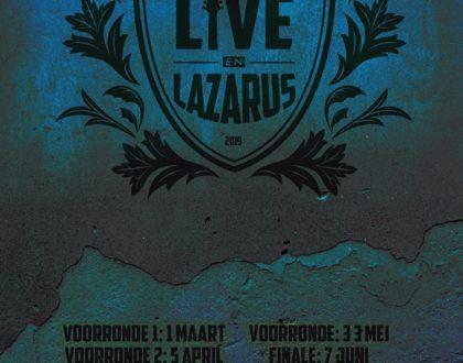 Live en Lazarus 2019 Voorronde 3