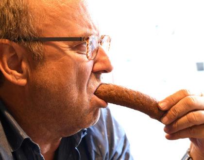 Het Open Kampioenschap Frikandellen Eten